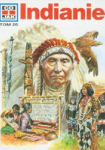 Okładka książki Indianie