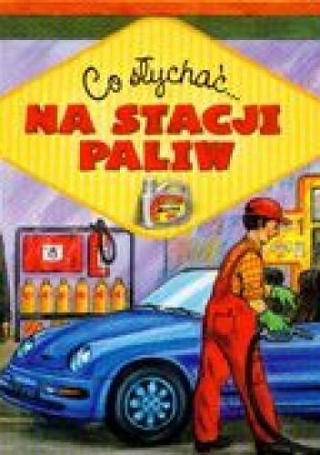 Okładka książki Co słychać - Na stacji
