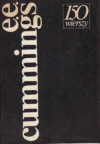 Okładka książki 150 wierszy