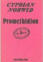 Promethidion. Rzecz w dwóch dialogach z epilogiem
