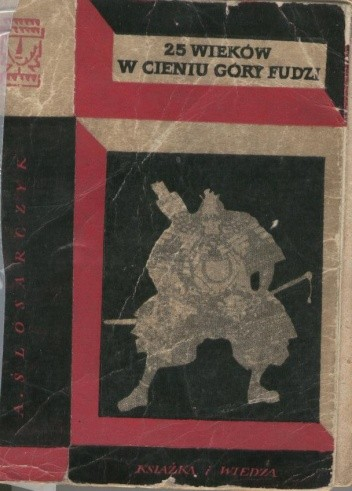 Okładka książki 25 wieków w cieniu góry Fudzi