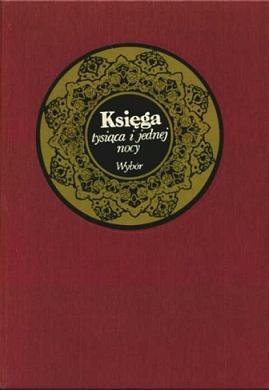 Okładka książki Księga tysiąca i jednej nocy