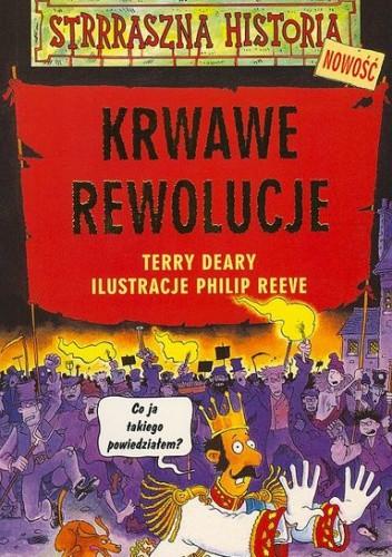 Okładka książki Krwawe rewolucje