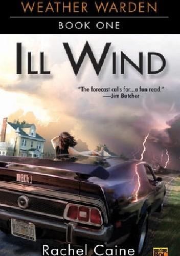 Okładka książki Ill Wind