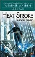 Okładka książki Heat Stroke
