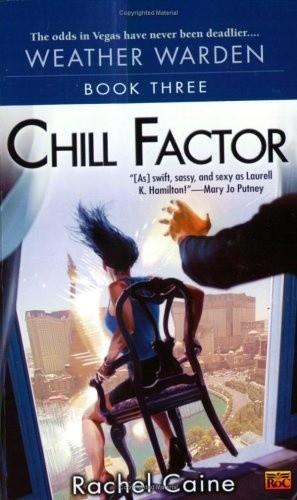 Okładka książki Chill Factor