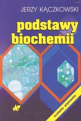 Okładka książki Podstawy biochemii