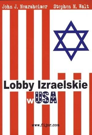 Okładka książki Lobby izraelskie w USA