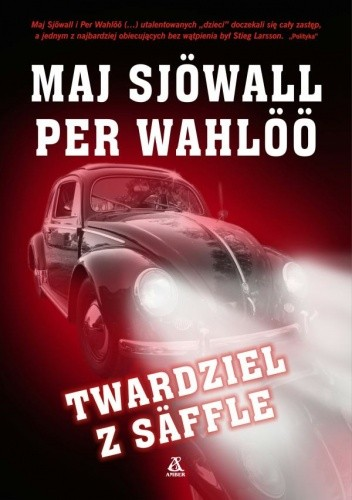 Okładka książki Twardziel z Säffle