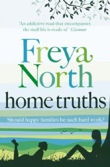 Okładka książki Home Truths