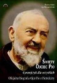 Okładka książki Święty Ojciec Pio: