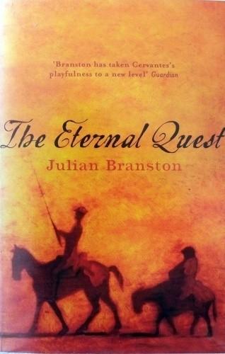Okładka książki The Eternal Quest