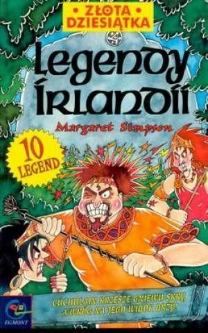 Okładka książki Legendy Irlandii