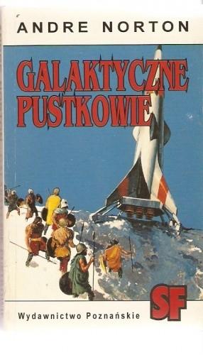 Okładka książki Galaktyczne pustkowie