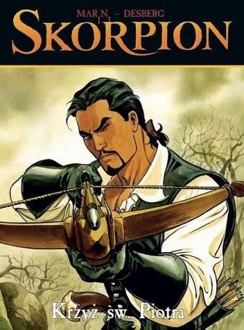 Okładka książki Skorpion: Krzyż św. Piotra