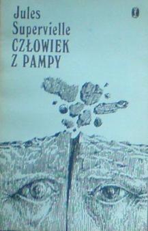 Okładka książki Człowiek z pampy