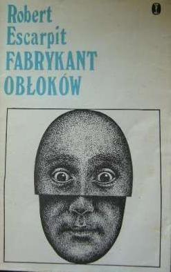Okładka książki Fabrykant obłoków