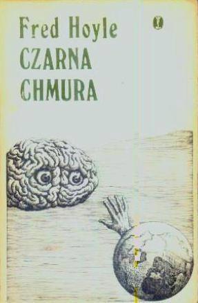 Okładka książki Czarna chmura