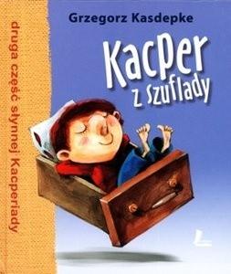 Okładka książki Kacper z szuflady
