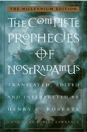 Okładka książki The Complete Prophecies of Nostradamus