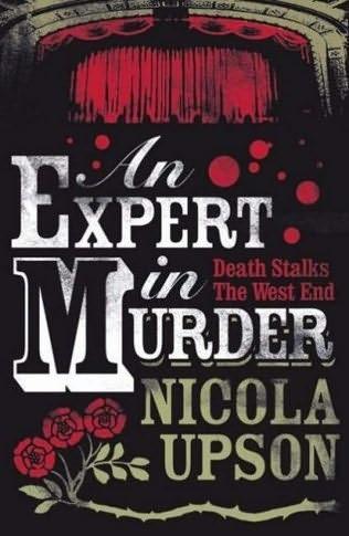 Okładka książki An Expert in Murder