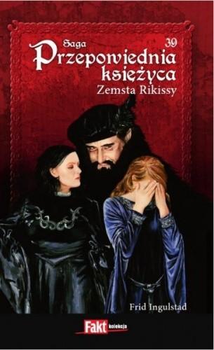 Okładka książki Zemsta Rikissy