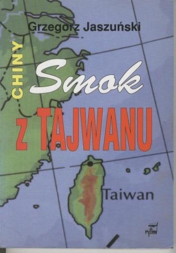 Okładka książki Smok z Tajwanu