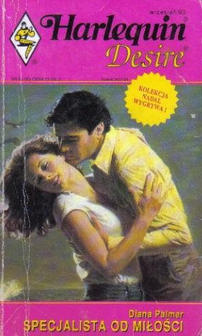 Okładka książki Specjalista od miłości