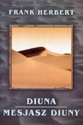 Okładka książki Diuna. Mesjasz Diuny
