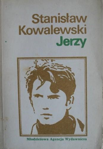 Okładka książki Jerzy