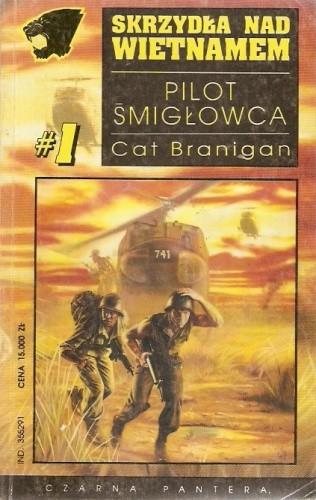Okładka książki Pilot śmigłowca