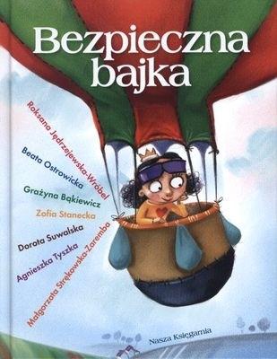 Okładka książki Bezpieczna bajka