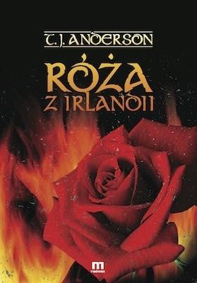 Okładka książki Róża z Irlandii
