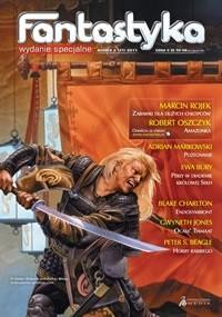 Okładka książki Fantastyka - Wydanie Specjalne 2 (31)/2011
