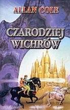 Okładka książki Czarodziej Wichrów