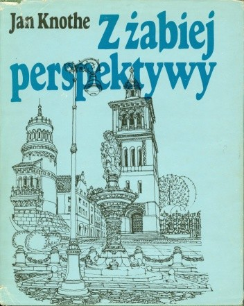 Okładka książki Z żabiej perspektywy