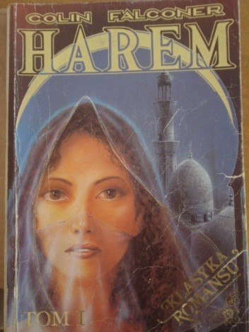 Okładka książki Harem