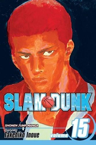 Okładka książki Slam Dunk vol. 15