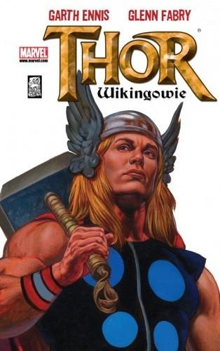Okładka książki Thor: Wikingowie