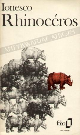 Okładka książki Nosorożec