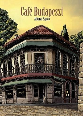 Okładka książki Café Budapeszt