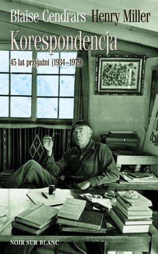 Okładka książki Korespondencja 1934-1979. 45 lat przyjaźni