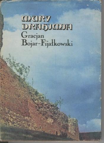 Okładka książki Mury Drahimia