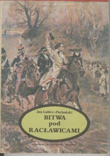 Okładka książki Bitwa pod Racławicami
