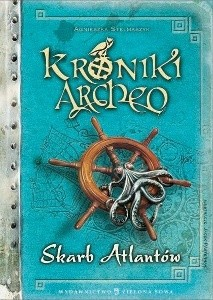 Okładka książki Skarb Atlantów