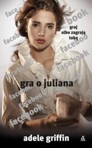 Okładka książki Gra o Juliana