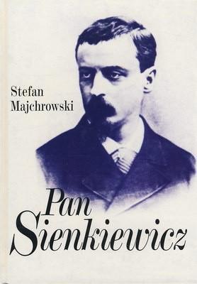 Okładka książki Pan Sienkiewicz