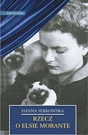 Okładka książki Rzecz o Elsie Morante