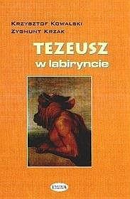 Okładka książki Tezeusz w labiryncie