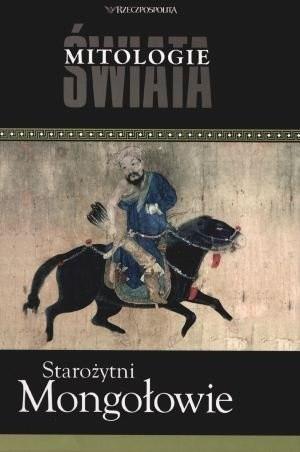 Okładka książki Starożytni Mongołowie